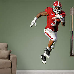 Trent Richardson Alabama  Fathead Wall Decal