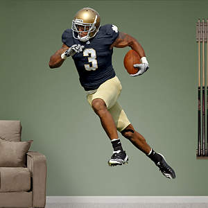Michael Floyd Notre Dame  Fathead Wall Decal