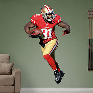 Anquan Boldin - No. 81 Fathead Wall Decal