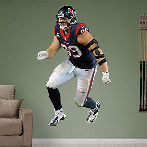 J.J. Watt - Sack Master Fathead Wall Decal