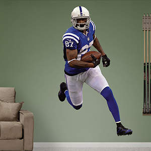 Reggie Wayne - Home Fathead Wall Decal