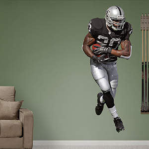 Darren McFadden - Home  Fathead Wall Decal