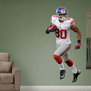 Victor Cruz - Running  Fathead Wall Decal