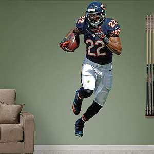Matt Forte - Home Fathead Wall Decal