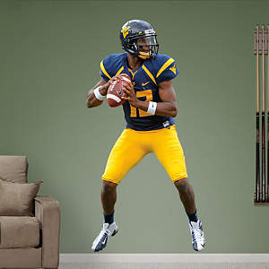 Geno Smith West Virginia Fathead Wall Decal