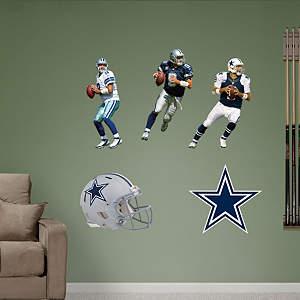Tony Romo Hero Pack Fathead Wall Decal