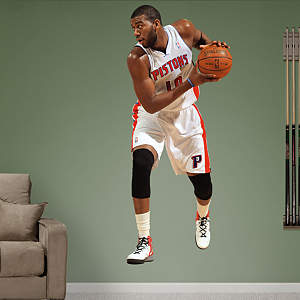 Greg Monroe Fathead Wall Decal