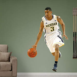 Trey Burke Michigan Fathead Wall Decal