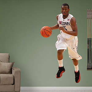 Kemba Walker UConn Fathead Wall Decal