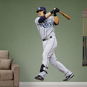 Evan Longoria Fathead Wall Decal