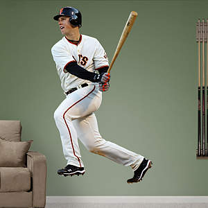 Buster Posey Fathead Wall Decal