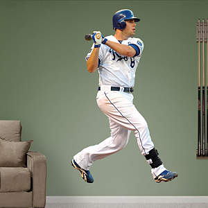 Mike Moustakas Fathead Wall Decal