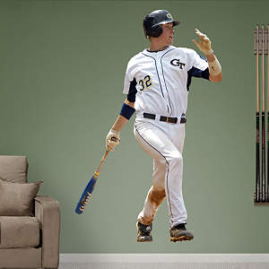 Matt Wieters Georgia Tech Fathead Wall Decal