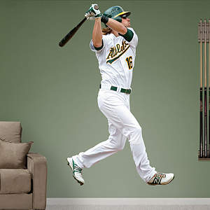 Josh Reddick Fathead Wall Decal