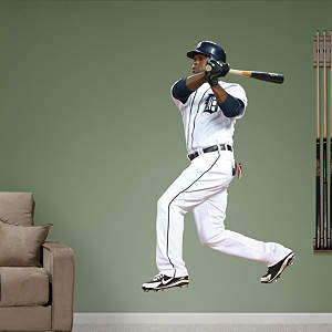 Torii Hunter Fathead Wall Decal