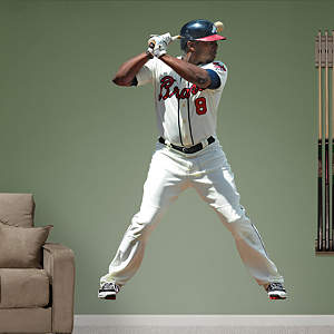 Justin Upton Fathead Wall Decal