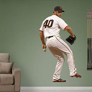 Madison Bumgarner Fathead Wall Decal