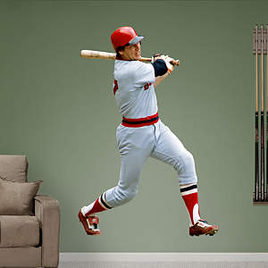 Carlton Fisk Fathead Wall Decal