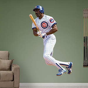 Andre Dawson Cubs Fathead Wall Decal