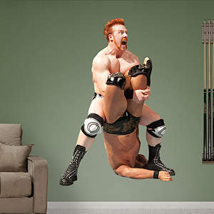 Sheamus Fathead Wall Decal