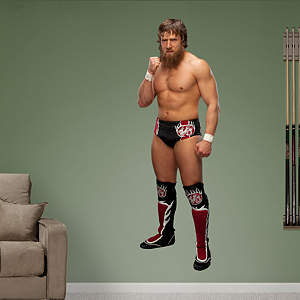 Daniel Bryan Fathead Wall Decal