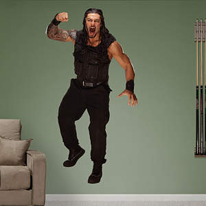 Roman Reigns Fathead Wall Decal