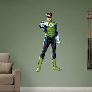 Green Lantern Fathead Wall Decal