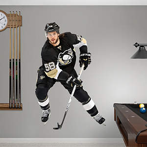 Kris Letang  Fathead Wall Decal