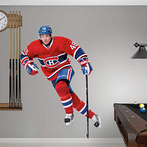Danny Briere Fathead Wall Decal