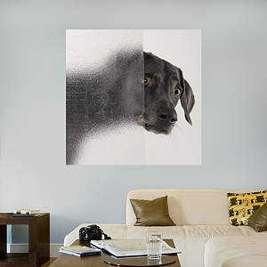 Psycho by William Wegman Fathead Wall Decal