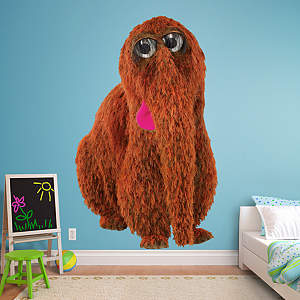 Snuffleupagus  Fathead Wall Decal