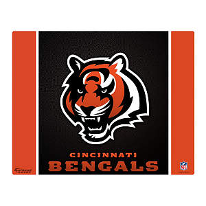 "Cincinnati Bengals Logo 15/16"" Laptop Skin Decal"