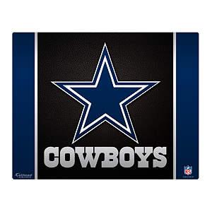 "Dallas Cowboys Logo 15/16"" Laptop Skin Decal"