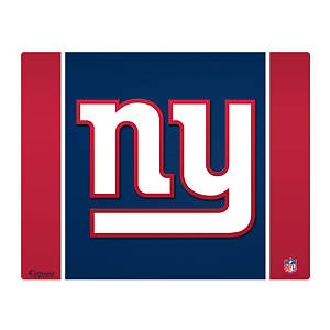 "New York Giants Logo 15/16"" Laptop Skin Decal"