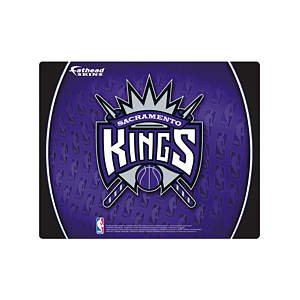 "15/16"" Laptop Skin Sacramento Kings Logo Decal"