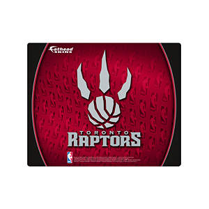 "17"" Laptop Skin Toronto Raptors Logo Decal"