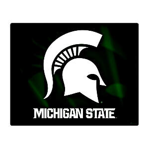 "Michigan State Spartans Logo 15/16"" Laptop Skin Decal"