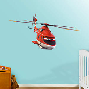 Blade Ranger - Planes: Fire & Rescue Fathead Wall Decal