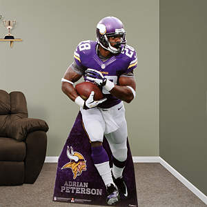 Adrian Peterson Stand Out