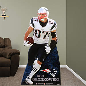 Rob Gronkowski Stand Out