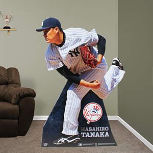 Masashiro Tanaka Stand Out