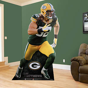 Clay Matthews Stand Out