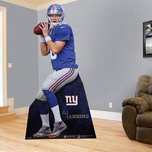 Eli Manning Stand Out