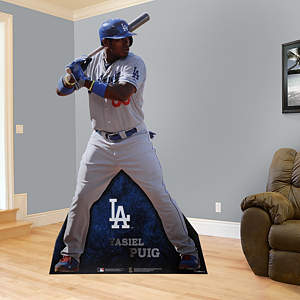 Yasiel Puig Stand Out