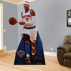 Carmelo Anthony Stand Out