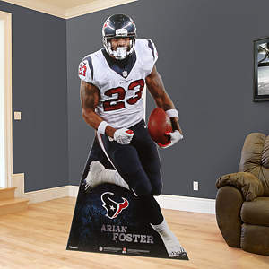Arian Foster Stand Out