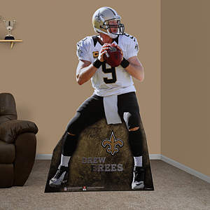 Drew Brees Stand Out