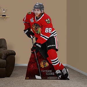 Life-Size Patrick Kane Stand Out cut out from Fathead