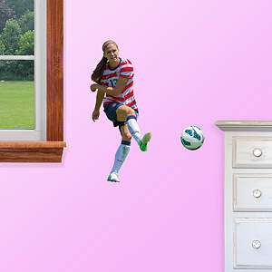 Alex Morgan Teammate Fathead Decal