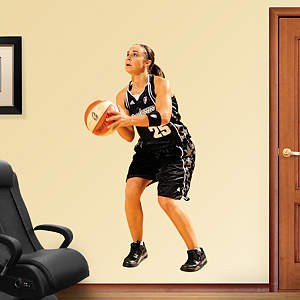 Becky Hammon Fathead Wall Decal